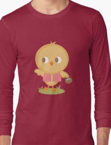 Chick Hunt Long Sleeve T-Shirt