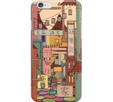 China Town iPhone Case/Skin