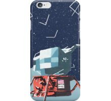Apollo Moon Landing iPhone Case/Skin
