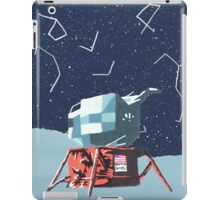 Apollo Moon Landing iPad Case/Skin