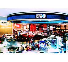 Detroit Auto Show Photographic Print