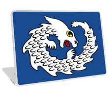 Cute Falkor The Luck Dragon Design Laptop Skin
