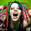 I puke rainbows by nitemarephoto
