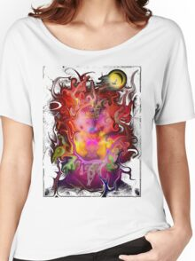 Vivid Dreams Women's Relaxed Fit T-Shirt