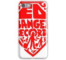 Ed Banger Records - Old Logo iPhone Case/Skin