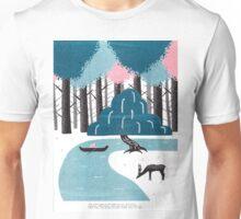 River Unisex T-Shirt