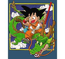 Dragon Ball Volume 1 cover Photographic Print