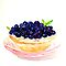 Delicious...Blueberry Tart by  Janis Zroback