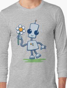 Ned's Flower Long Sleeve T-Shirt