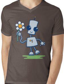 Ned's Flower Mens V-Neck T-Shirt