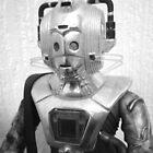 Cyberman - Study in Silver by karenuk1969