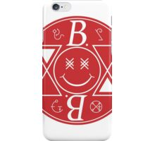 Bromance - Red Logo iPhone Case/Skin