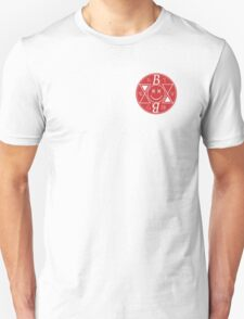 Bromance - Red Logo Unisex T-Shirt