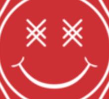 Bromance - Red Logo Sticker