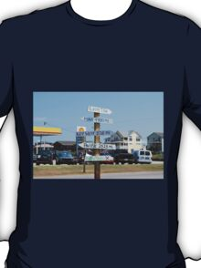 Lost in OBX T-Shirt