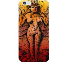 Lillith Goddess of Death Queen of the NIght iPhone Case/Skin