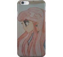 Anime character iPhone Case/Skin