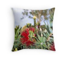 """Pollination"" Throw Pillow"