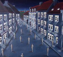 Lost egos by Serge Vandenberghe