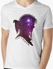 The Stars Mens V-Neck T-Shirt