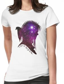 The Stars Womens Fitted T-Shirt