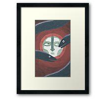 Eels Framed Print