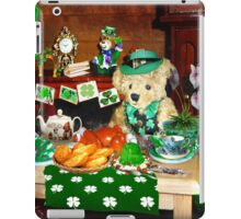 Happy St. Pat's! iPad Case/Skin