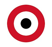 Egyptian Air Force - Roundel Photographic Print