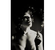up in smoke 2 with co Photographic Print