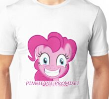 Pinkie Pie Promise! Unisex T-Shirt