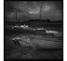 Broadchurch Photographic Print
