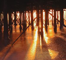 Sunset A Piers by jakeof