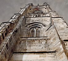 Bridlington Priory by yvonne willemsen