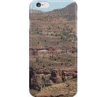 African Mountains iPhone Case/Skin