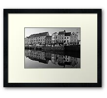 George's Quay Framed Print
