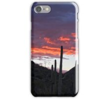 Sundown Tucson  iPhone Case/Skin