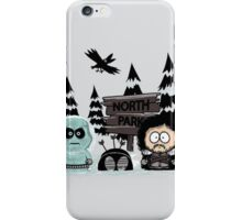 North Park iPhone Case/Skin