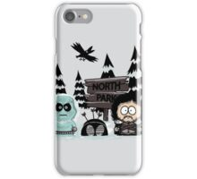 North Park iPhone Case/Skin