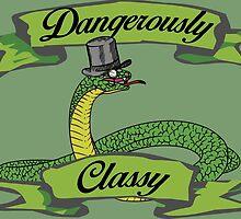 Dangerously Classy by WondraBox