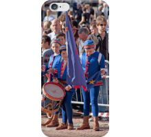 Why Does He Always Get the Drum?? !! iPhone Case/Skin