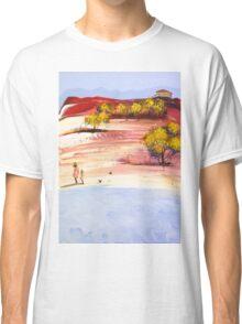 Walk with mum Classic T-Shirt