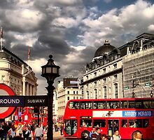 London - people by Eugenio