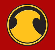 Red Robin (New 52) Logo by LinearStudios