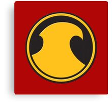 Red Robin (New 52) Logo Canvas Print