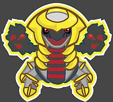 Giratina Altered Forme by Eat Sleep Poke Repeat