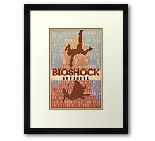 Bioshock Infinite - Will the Circle Be Unbroken? Framed Print