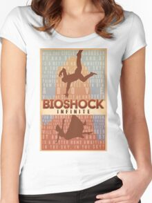 Bioshock Infinite - Will the Circle Be Unbroken? Women's Fitted Scoop T-Shirt