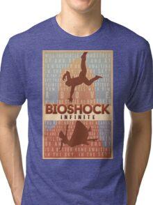 Bioshock Infinite - Will the Circle Be Unbroken? Tri-blend T-Shirt