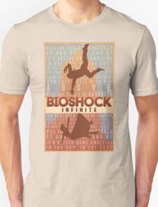 Bioshock Infinite - Will the Circle Be Unbroken? Unisex T-Shirt
