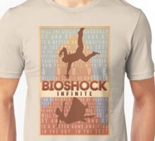 Bioshock Infinite - Will the Circle Be Unbroken? Unisex T-Shirt